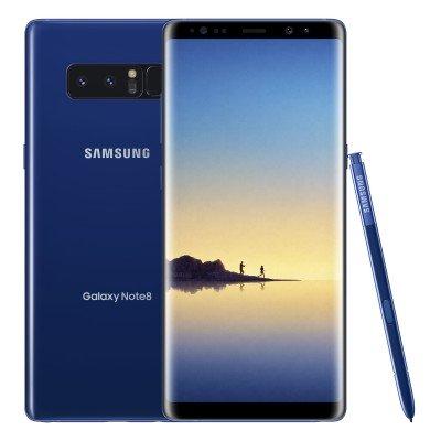 Samsung Galaxy Note8- Deep Sea Blue