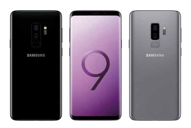 Samsung Galaxy S9 Plus Ean Nummer