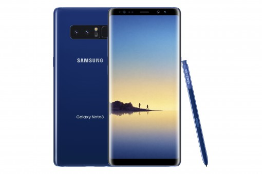 Samsung Galaxy Note8- Deep Sea Blue